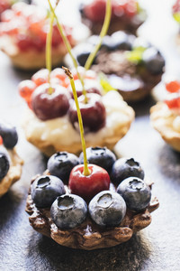 Homemade Mini Tarts