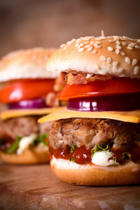 Tasty Beef Burger