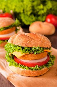 Tasty Fishburger