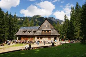 Tatra Shelter Ornak