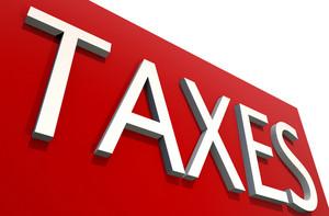 Taxes Block