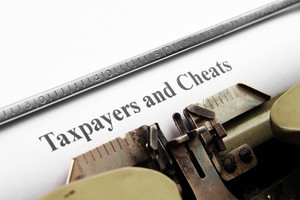 Taxpayers And Cheats