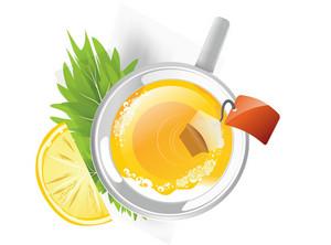 Tea Cup Top