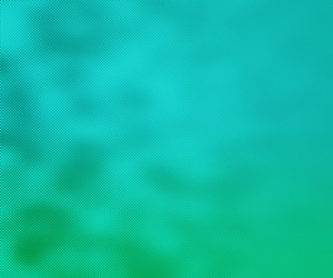 Teal Halftone Texture