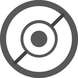 Techno Ball Stroke Icon