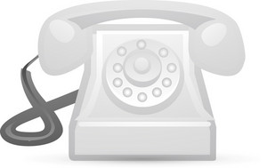 Telephone Lite Ecommerce Icon