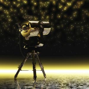 Telescope By Night