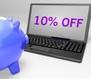 Ten Percent Off On Notebook Shows Offers