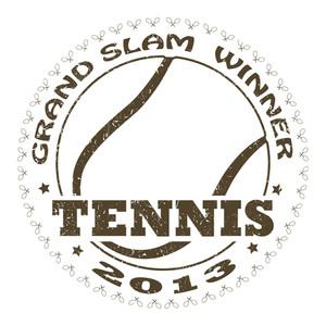 Tennis Label