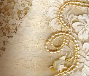 Textile Wedding Background