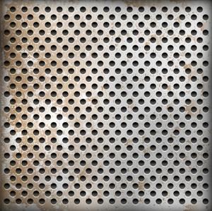 Texture Of Rusty Metal Background
