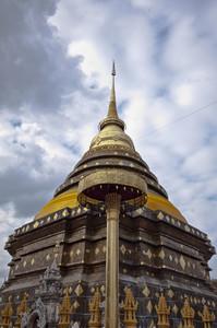 Thailand, Lampang Province, Pratartlampangluang Temple