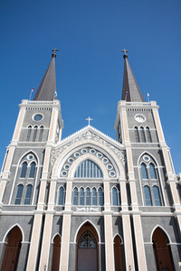 the cathedreal of the immaculate conception, Chanthaburi, Thailand