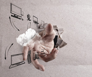 The Cloud Computing Symbol