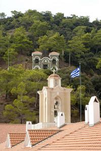 The Holy Monastery Of The Virgin Of Kykkos