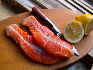 The Trout And Lemon