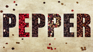 The Word Pepper