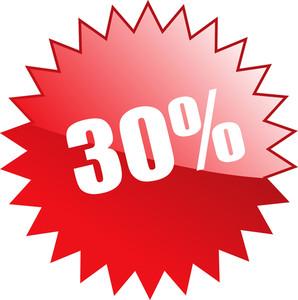 Thirty Percent Seal