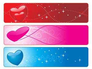 Three Beautiful Design Banner