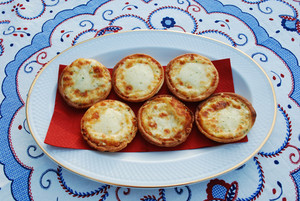 Three Cheese Piccolinis Starter