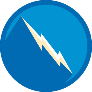 Thunder Bolt Icon