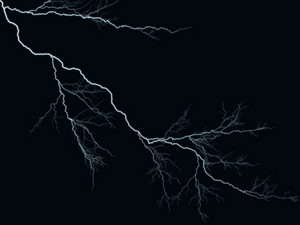 Thunder Lightning Background