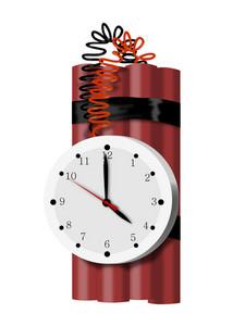 Time Bomb Tnt Dynamite