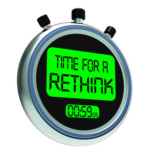 Time For A Rethink Meaning Change Strategy