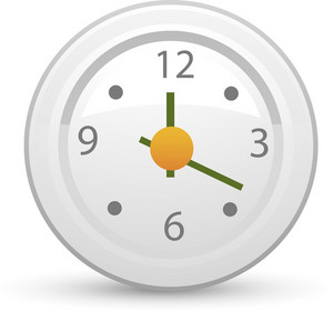 Time Lite Media Icon