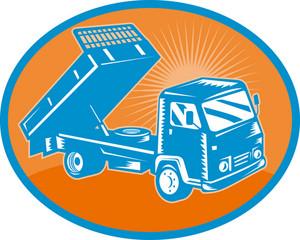 Tipper Dumper Dump Truck