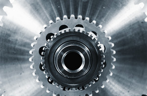 titanium gears for aerospace industry