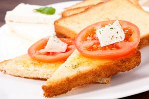 Toast And Feta