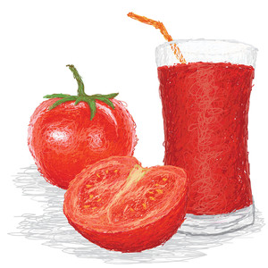 Tomato Fruit Juice