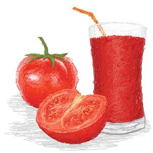 Tomato Fruit Juice