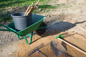 Tools For Agriculture Work