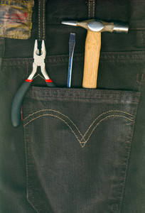 Tools In The Pocket