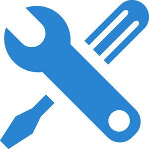 Tools Simplicity Icon