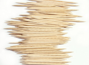 Toothpicks Stack
