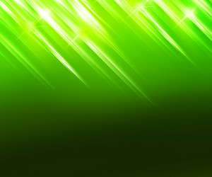 Top Glow Green Background