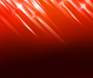 Top Glow Red Background