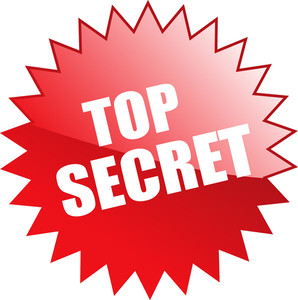 Top Secret Seal Vector