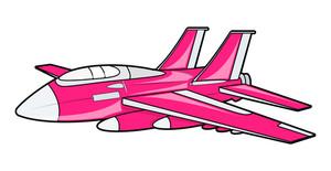 Toy Plane Vector