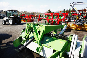 tractors and farming industry