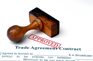 Trade Agreement Contract