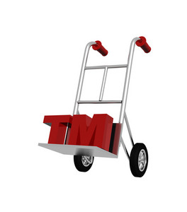Trademark On Cart