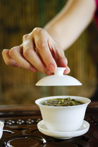 traditional china tea