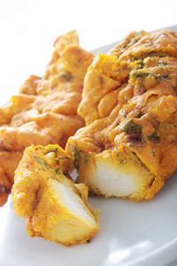 Traditional Indian Chicken Pakora
