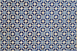 Traditional Portuguese 'azulejos'