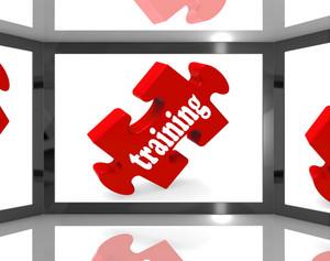 Training On Screen Shows Coaching Tv Shows