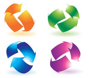 Transparent Vector Spheres